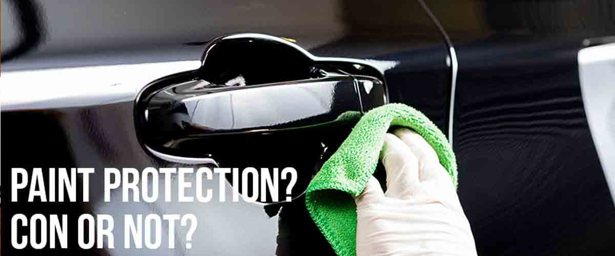 Is Car Paint Protection Coating Necessary?