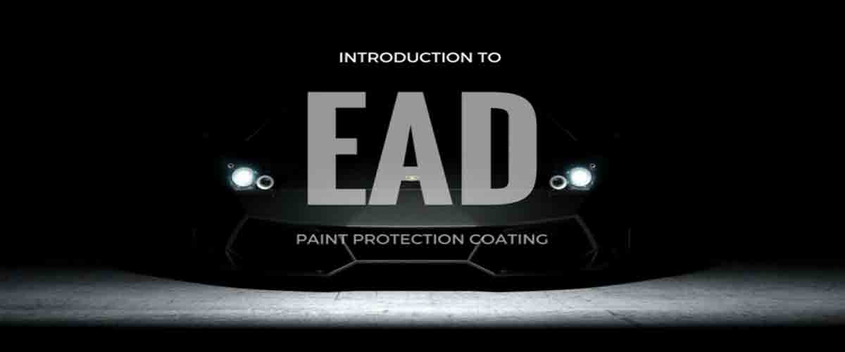Introduction to EAD Paint Protection Coating