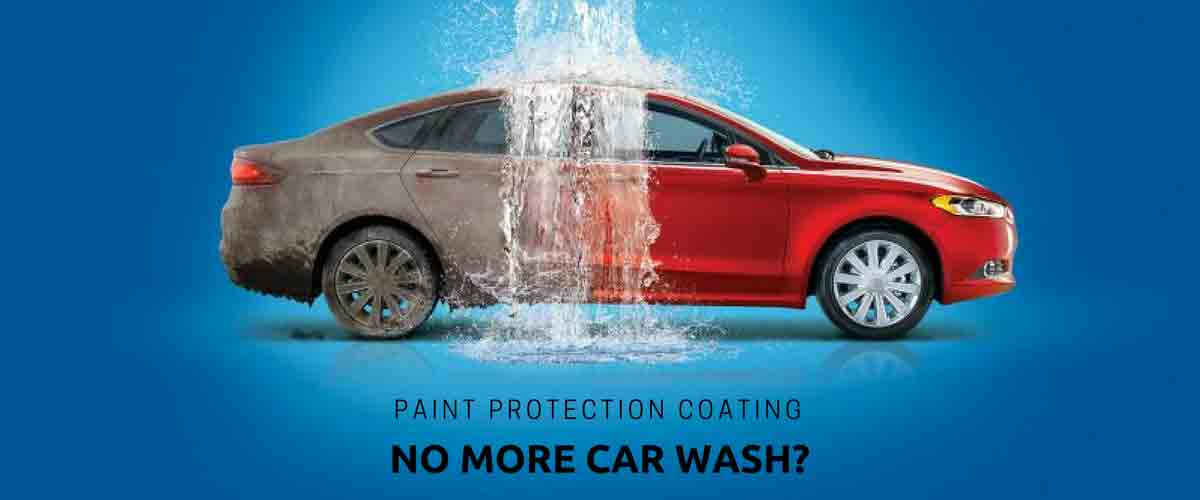 Does Paint Protection Coating means Maintenance Free for your Car