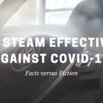 Is Steam effective against Covid-19?